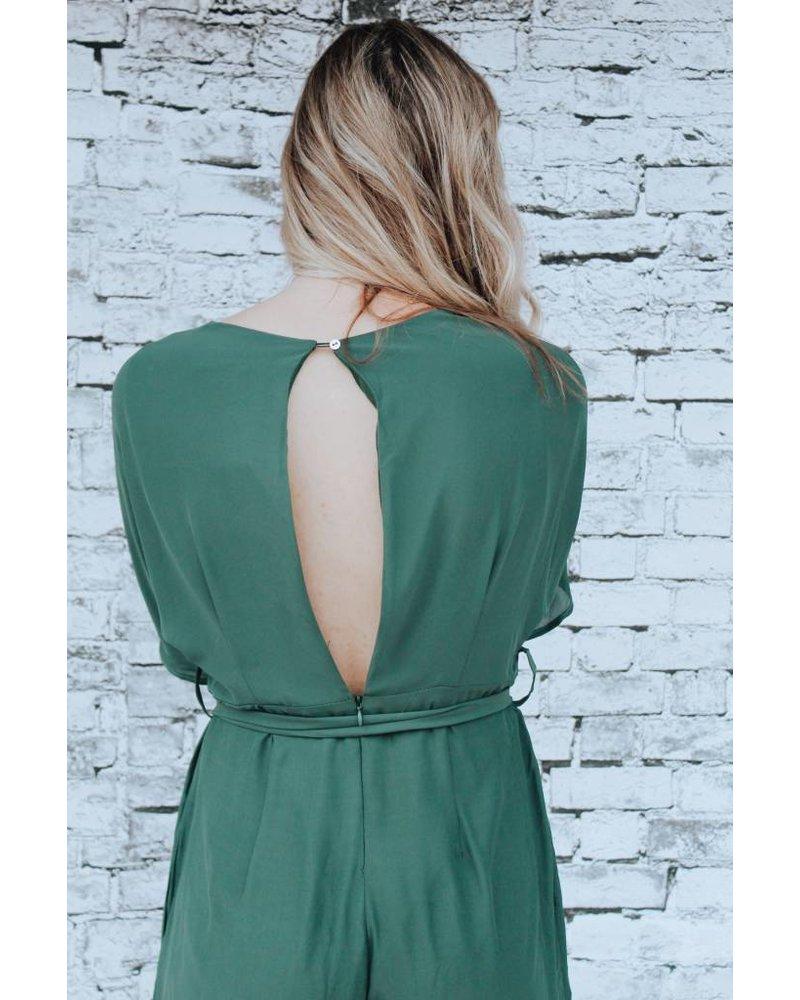 Listicle Emerald City Jumpsuit LRP0186