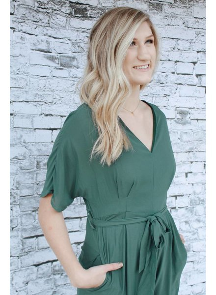 Listicle Emerald City Jumpsuit