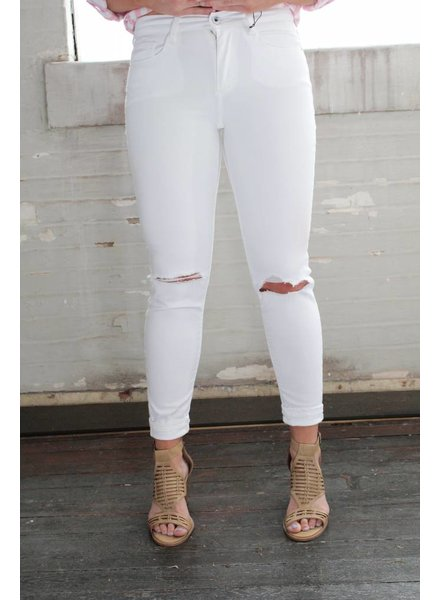 SP White Jeans