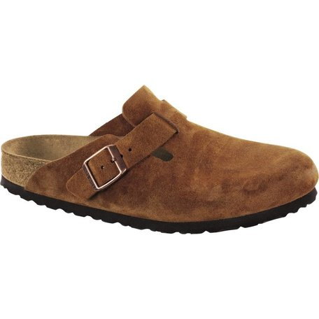 Boston SFB Leather Clog