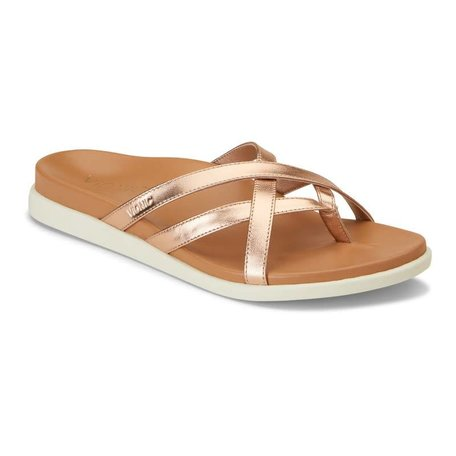 Palm Daisy Toe Post Sandal