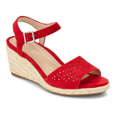 Tulum Ariel Backstrap Wedge