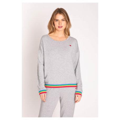 Rainbow Lounge LS Shirt