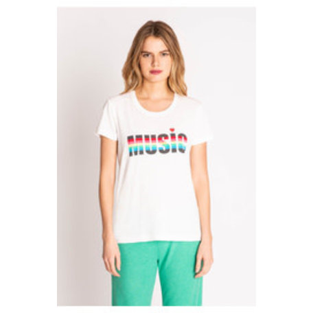 Rainbow Lounge Graphic SS T-Shirt