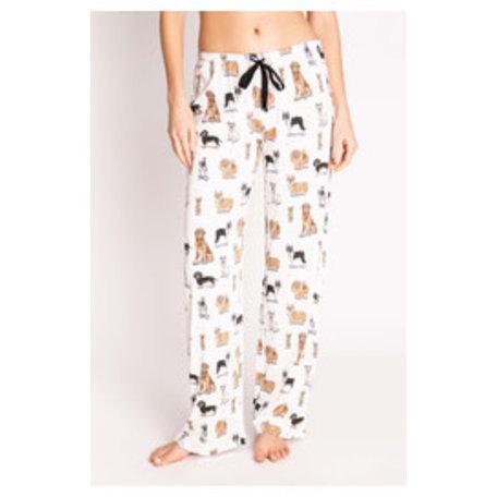 Playful Prints Pants Dogs