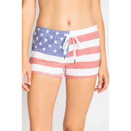 Short USA Love