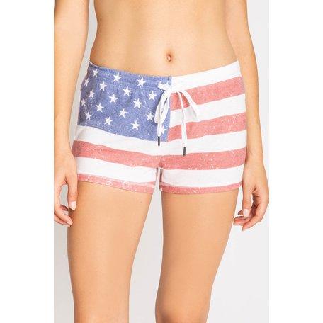 Short USA Love
