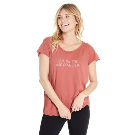 The Helen Round Neck Tee SS