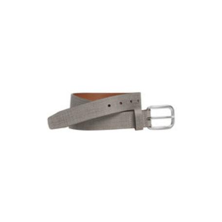 Cross Hatch Embossed Belt