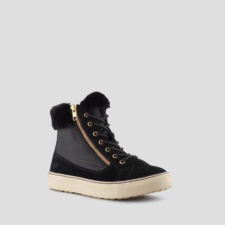 Dublin Suede Hi-top Sneaker