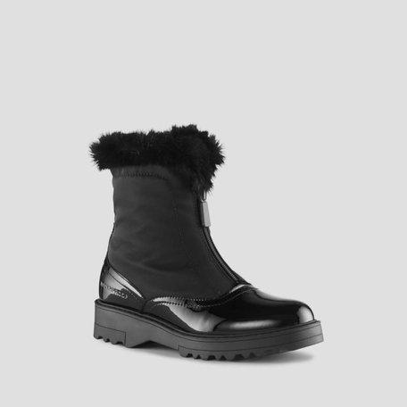 Grandby Patent Winter Boot