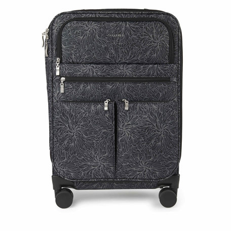 "RCO498 4 Wheel 22"" Carry-On Suitcase"
