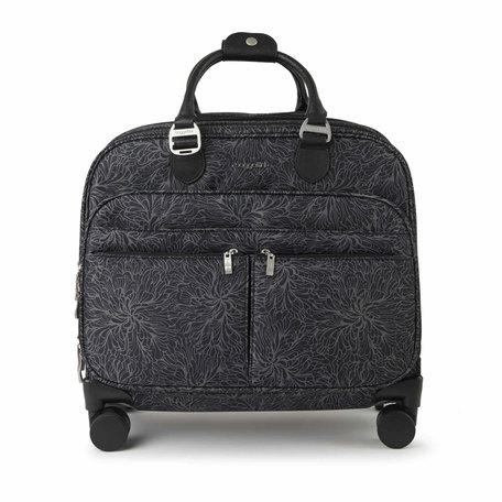 RTO497 4-Wheel Rolling Tote Suitcase