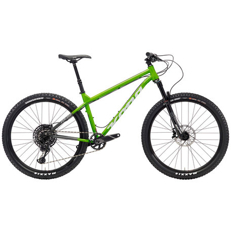 2018 Kona Explosif Large Green