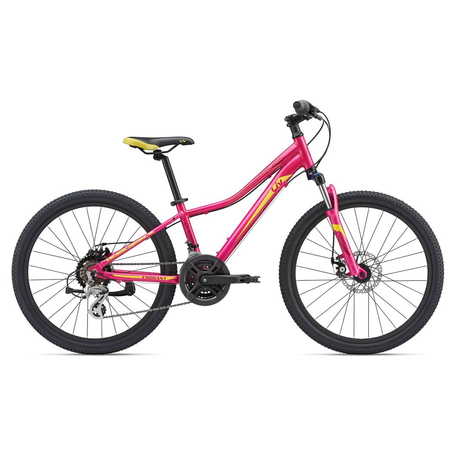 2019 Liv Enchant 1 24 Disc Magenta