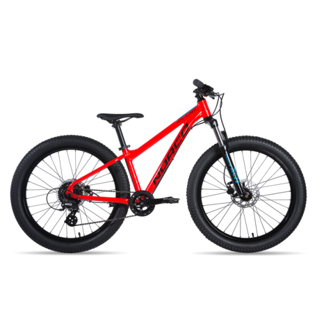 2020 Norco FLUID 4.3 HT PLUS RED