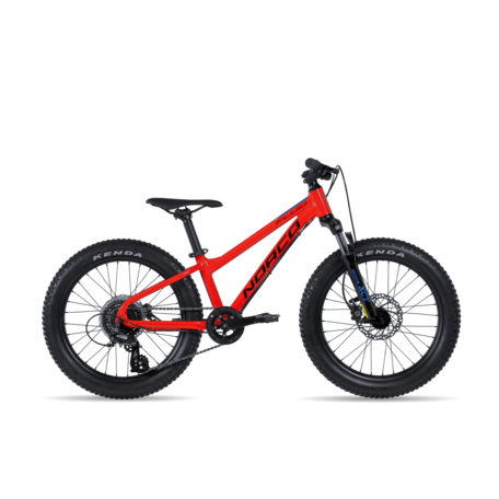 2020 Norco FLUID 2.3 HT PLUS RED