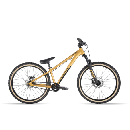 2021 Norco RAMPAGE 4.2 GOLD/BLACK S