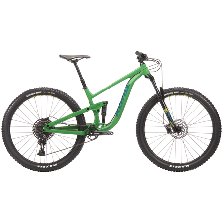 2020 Kona Process 134 AL 29 Green M