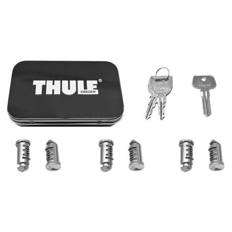 Thule 6-Pack Lock Cylinder 596
