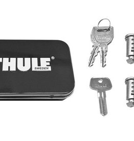Thule 4-Pack Lock Cylinder 544