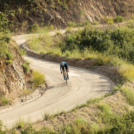 Gravel and road bikes