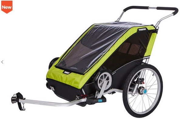 Chariot Cheetah XT 1 + Cycle/Stroller