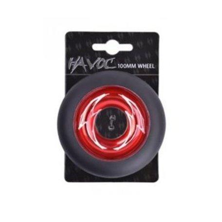 Havoc Pro Solid Core 100mm Wheel