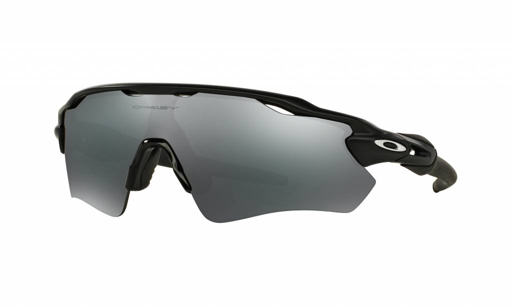 Oakley Radar EV Path Matte Black w/ Black Iridium