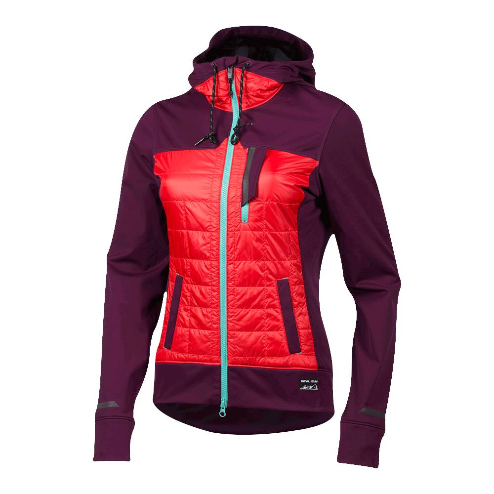 Pearl Izumi W's Versa Quilted Hoodie