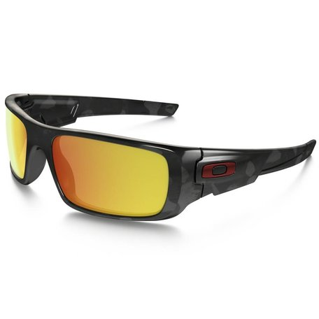 Oakley Crankshaft Camo w/Fire Iridium