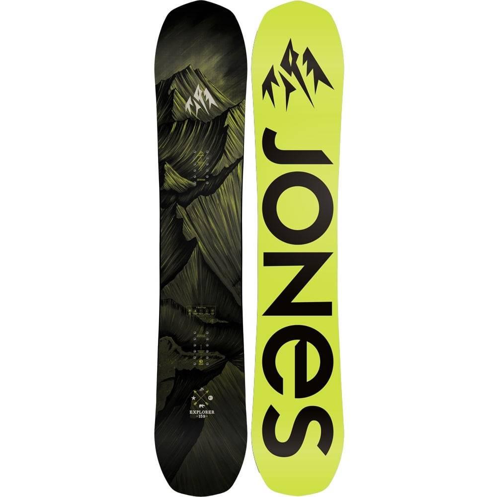 Jones Jones Explorer Split