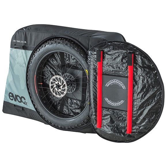 EVOC, Bike Travel Bag XL, Bicycle travel bag, Olive