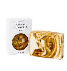 Soprano Labs Soprano Labs Facial Tumeric Vegan Soap