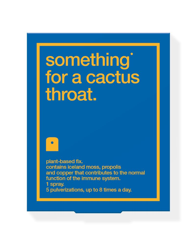 Biocol Labs biocol labs something for cactus throat (SALE50)