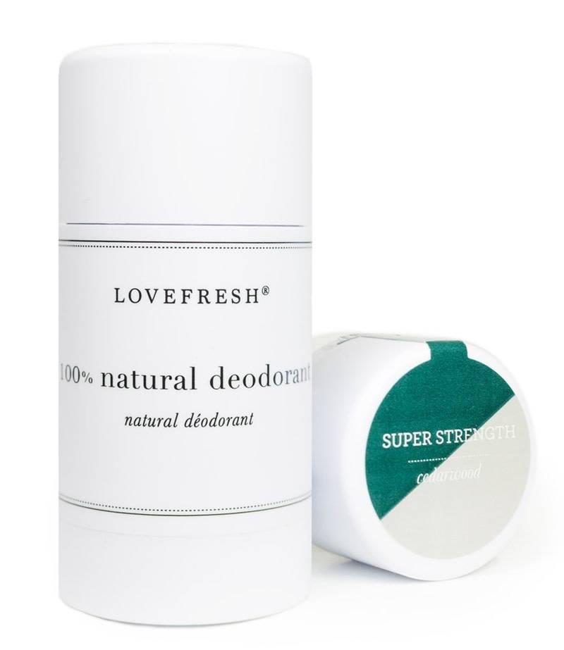 Love Fresh Love Fresh Super Strength Deodorant