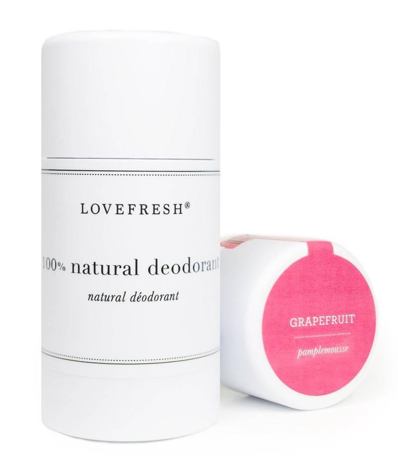 Love Fresh Love Fresh Grapefruit Deodorant