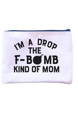 Dandy Like Candy Dandy Like Candy F-Bomb Mom Pouch