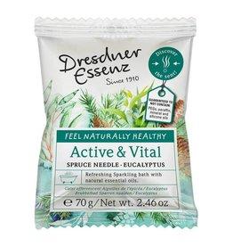 Dresdner Essenz Dresdner Bath Packet Active & Vital