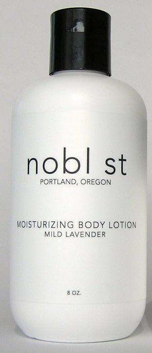 nobl st nobl st Moisturizing Body Lotion Mild Lavender