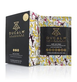 DUCALM Skincare DUCALM Skincare Walk Out Clean Shower Wipes