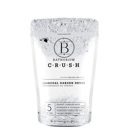 Bathorium Charcoal Garden Detox CRUSH Soak