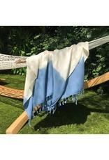 Slate + Salt Slate+Salt Ocean Dip Dye Turkish Towel