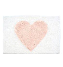 Indaba HEART Bath Mat