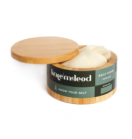 Kate Mcleod Kate Mcleod Lotion Bar-Rose Frankincense Neroli