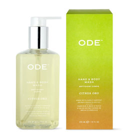 Ode Natural Beauty Ode Natural Beauty Citrus Oro Hand & Body Wash