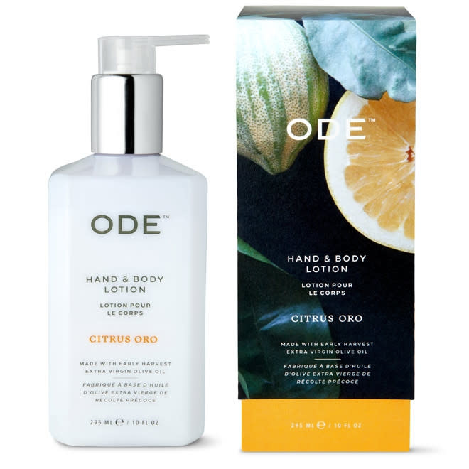 Ode Natural Beauty Ode Natural Beauty Citrus Oro Lotion