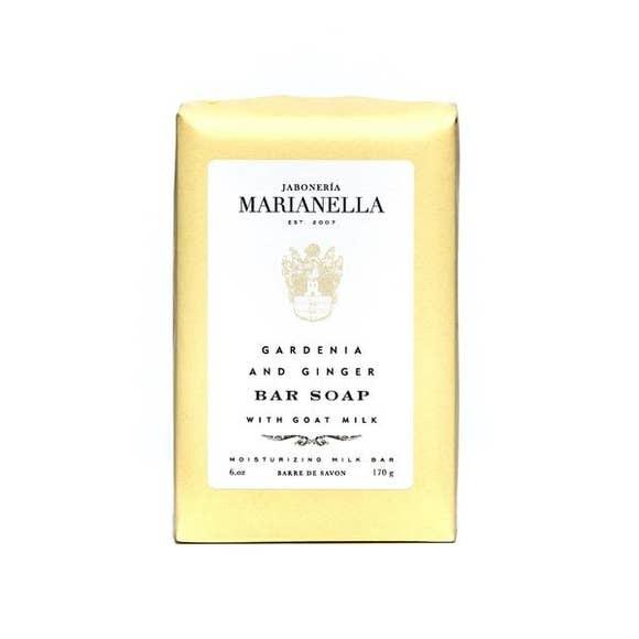 Jaboneria Marianella Marianella Gardenia & Ginger Soap