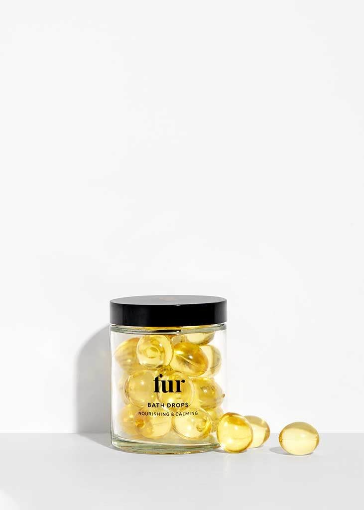 Fur Fur Bath Beads