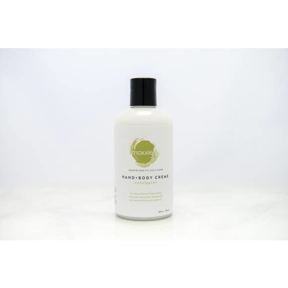 Moxxie Essential Care Moxxie Essential Care Hand & Body Creme Eucaplyptus